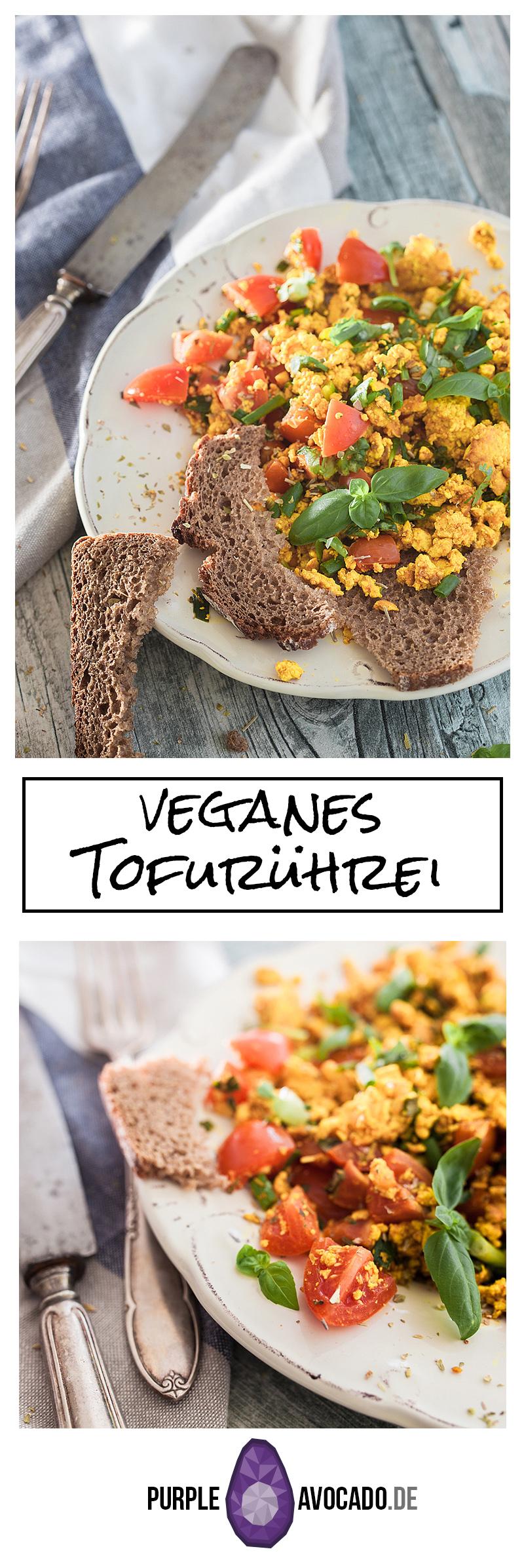 Tofurührei ist die vegane Variante des klassischen Rühreis und braucht sich definitiv nicht dahinter verstecken. Es ist einfach zu machen und superlecker