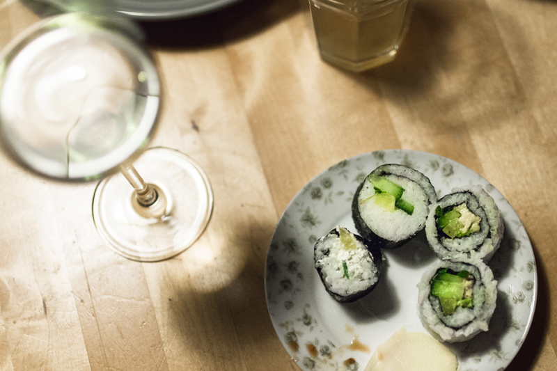 Sushi Party Guide – Tipps for Organisation, Calculation, Recipe and Shopping List