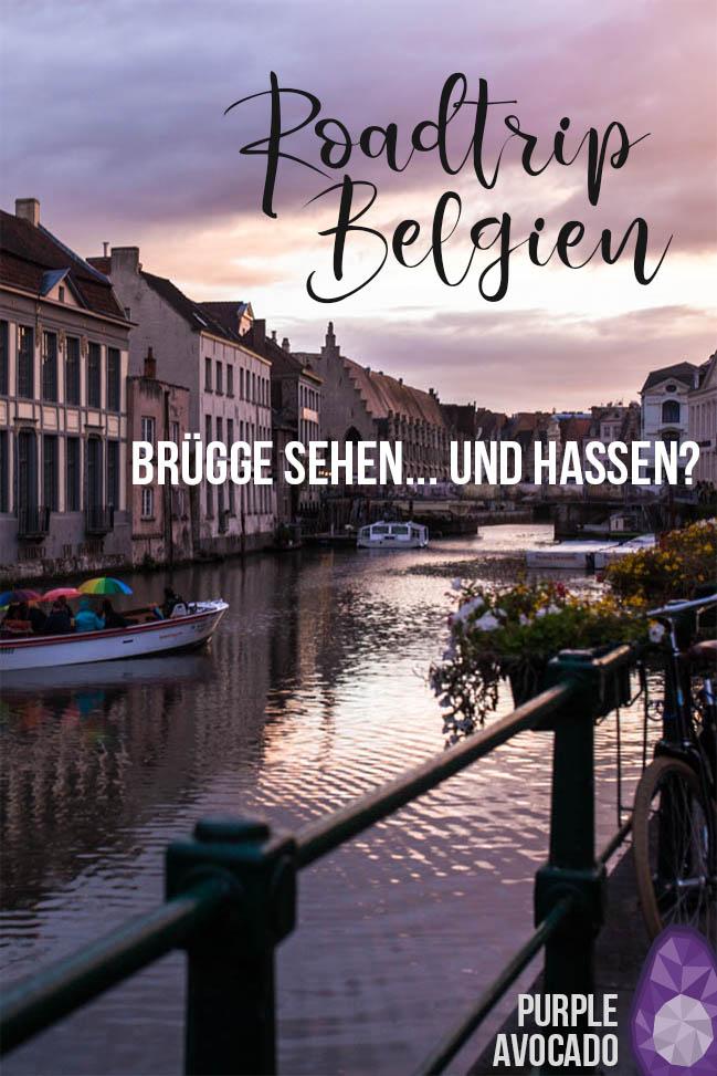 Wenn euch mal wieder ein langes Wochenende bevorsteht, wie wäre es denn mit einem spontanen Roadtrip nach Belgien? In 3 Tagen haben wir uns Gent, Brügge und Antwerpen angesehen und waren am Meer. Kultur, Geschichte, fantastische Architektur und natürlich belgisches Essen warten auf euch. #roadtrip #belgien #reiseroute #reise #planung #städtetrip #langes wochenende