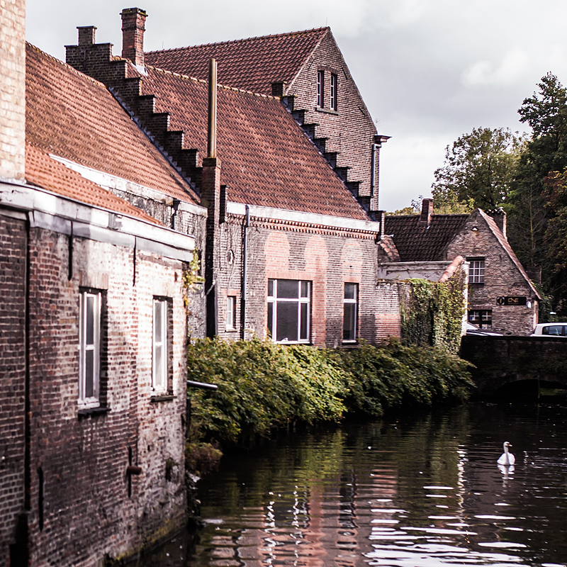 Which place is more beautiful - Ghent or Bruges? We made up our minds already