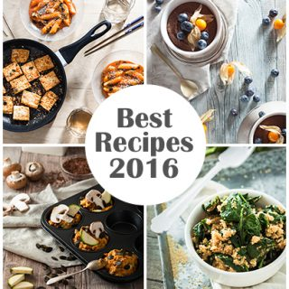 Top 20 Recipes in 2016 – A foodtastic review of the year
