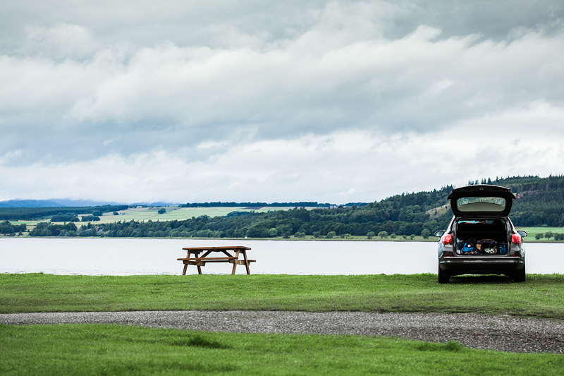 Great camp sites in Scotland: Inverness Bunchrew Caravan and Camping Park
