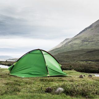7 great camp sites in Scotland