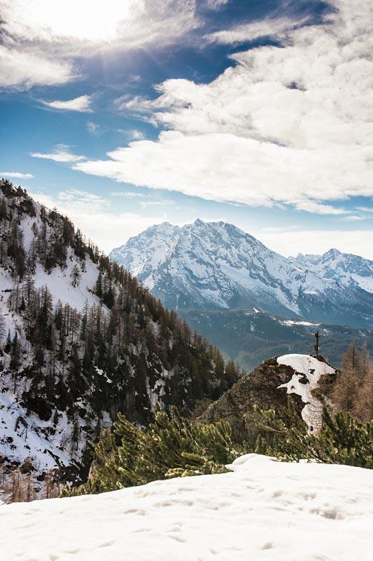 Mountain hiking in Berchtesgaden – Mitterkaseralm, Jenner