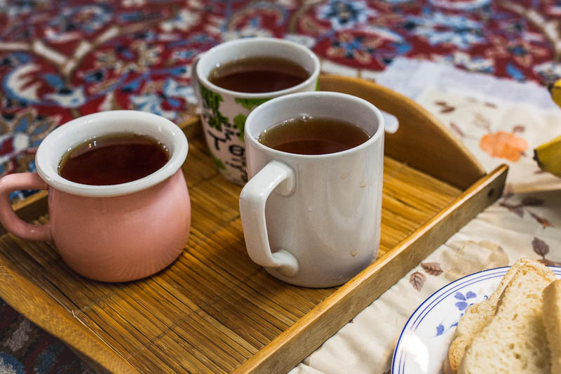 The most important thing in Iranian culture - TEA