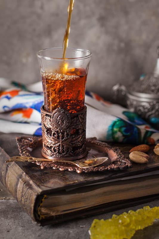 Chai Siah – Traditioneller Iranischer schwarzer Tee