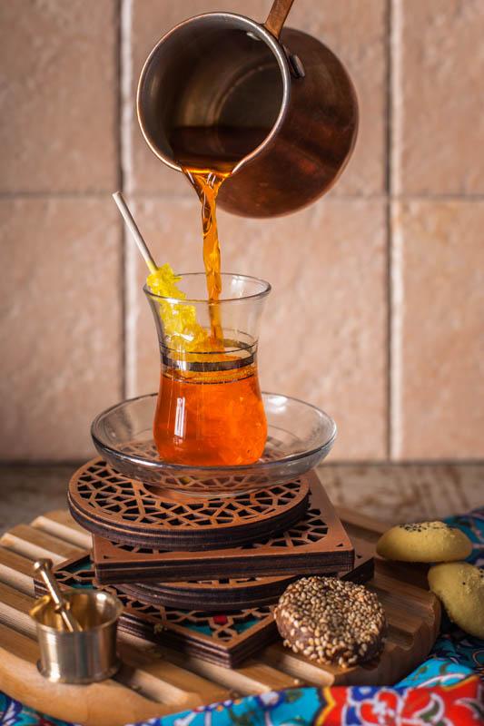 Chai Zaferani – Safran Tee