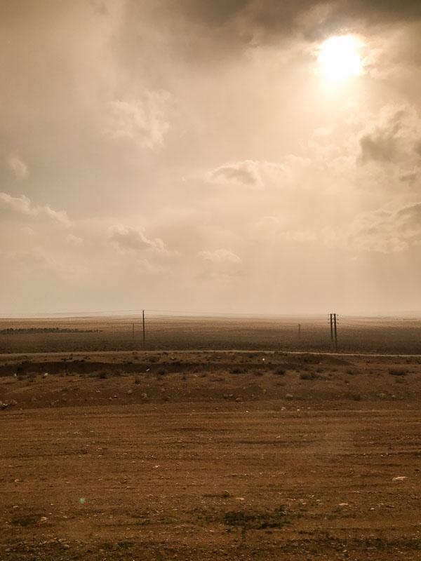 Wüste im Iran