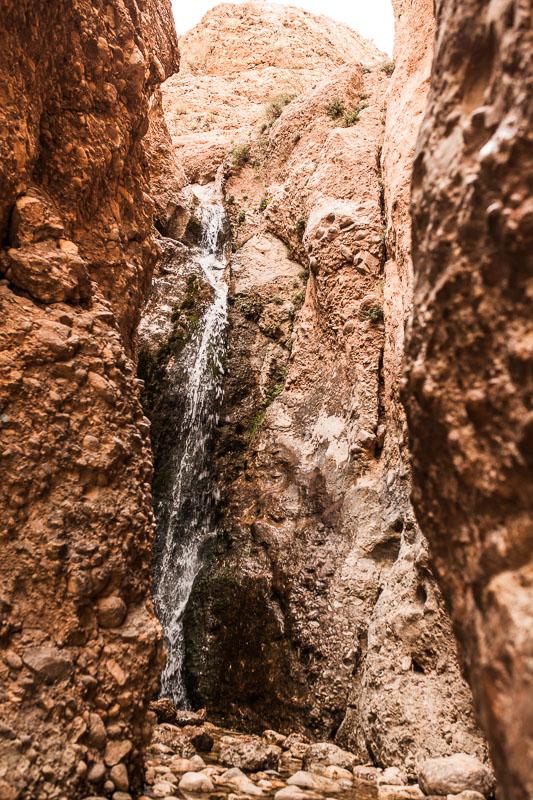 Wasserfall in Galat