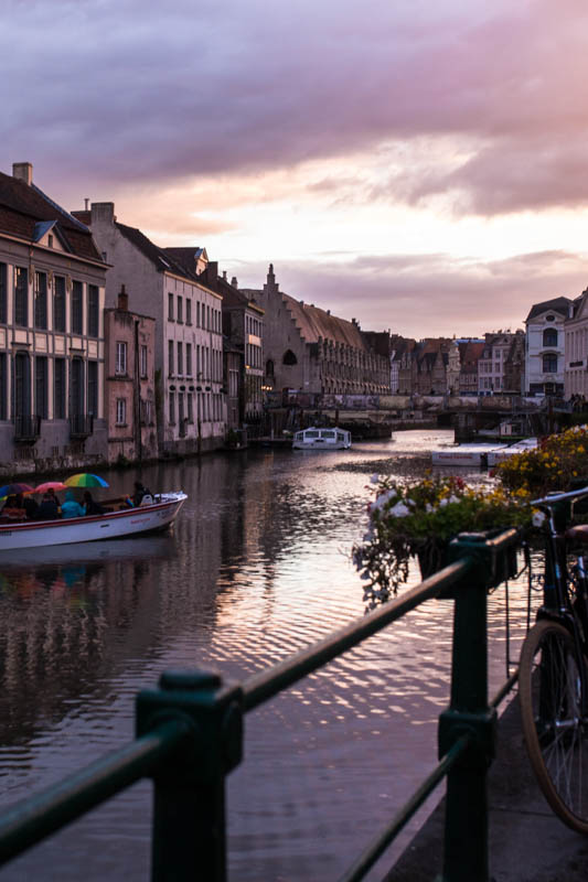 Bruges vs Ghent – A weekend trip to Belgium