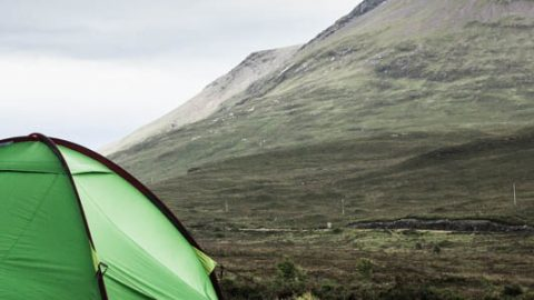 Great campsites in Scotland: