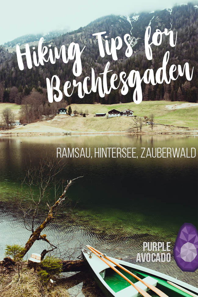My first hike in Berchtesgaden lead me from Ramsau to the lake Hintersee and a magical forest. A very picturesque hiking trail also suited for beginners. #hiking #germany #hike
