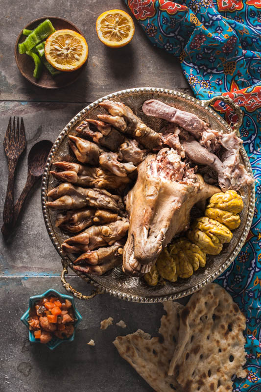 17 traditional Iranian dishes you should try [Food Photography Project]