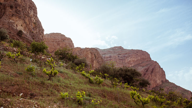 Berge in Galath, Fars, Iran