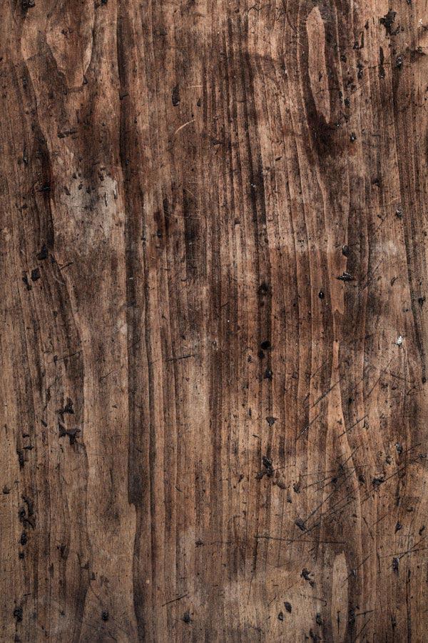 dunkler Holzuntergrund aus Vinyl von PA Backdrops